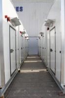 Railway Signaling Shelter