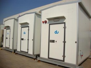 Telecommunication Shelter...